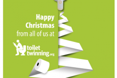 Happy Christmas from all at Toilet Twinning 2019